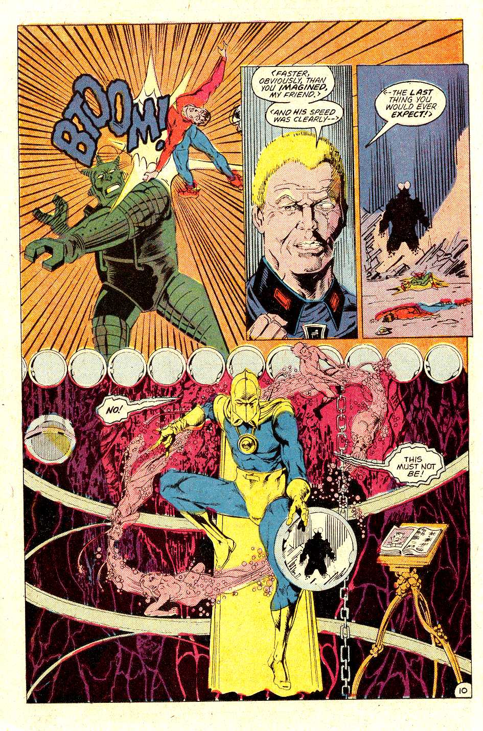Read online Secret Origins (1986) comic -  Issue #31 - 11