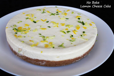 yummy quick dessert no bake cheese cake recipe lemon cake healthy dessert  lemon recipes pie