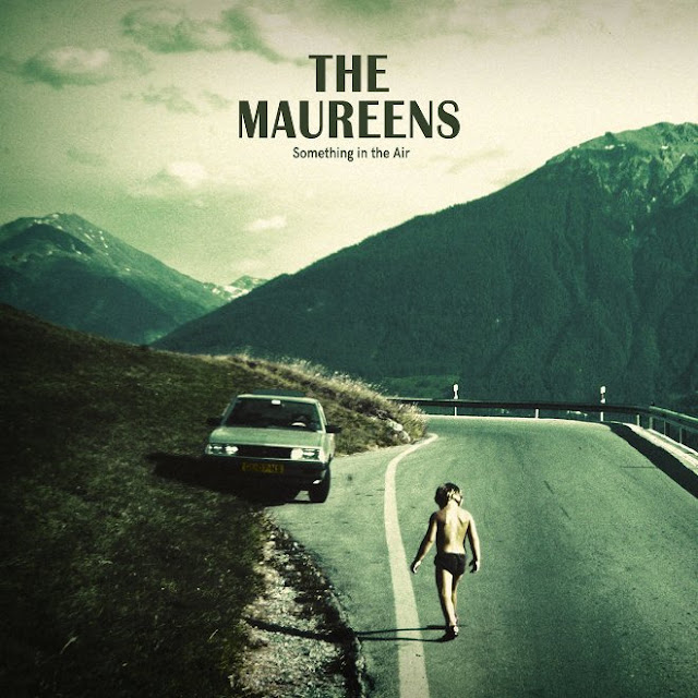 The Maureens - Something in the air (2019)