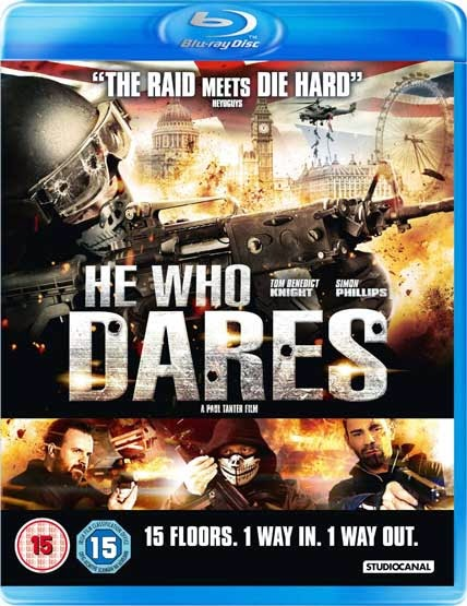 He Who Dares 2014 BRRip 300mb