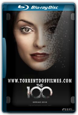 The 100 3ª Temporada (2016) Torrent – Dublado WEB-DL 720p | 1080p Dual Áudio