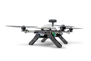 arma tu propio dron con el kit de intel