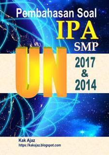 Ebook Pembahasan Soal IPA SMP UN 2017 dan 2014