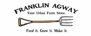 Franklin Agway - Your urban farm store
