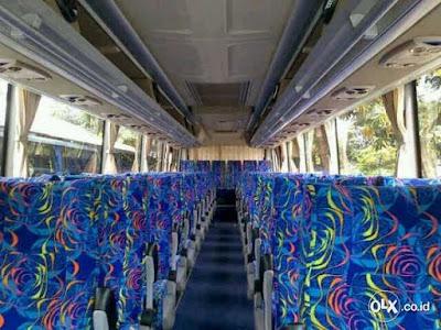 bus tour wisata murah tanjung lesung banten