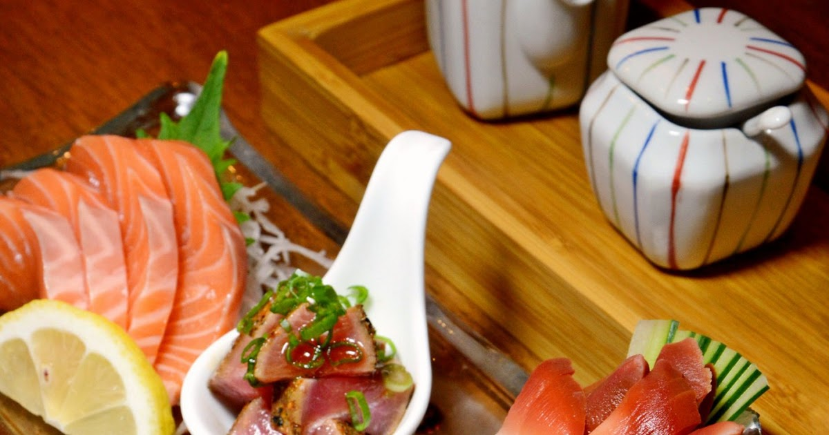 Taiko Restaurant Menu