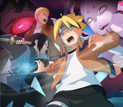 Jadwal Rilis Anime Boruto: Next Generation Bulan April 2018