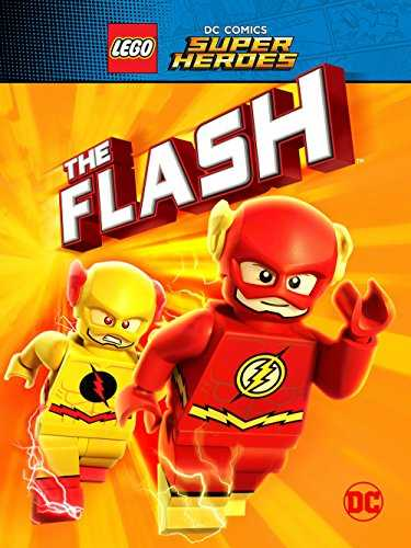 Poster Lego DC Comics Super Heroes The Flash (2018) Download Full Movie English Free 300Mb