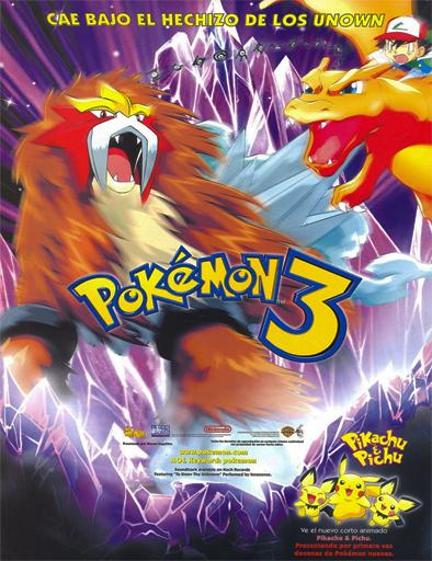 Ver Pokémon 3: El hechizo de los unown (2000) Online
