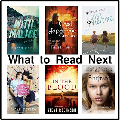 If you're looking for a good book to read, check out these six books filled with magic, mystery, aliens, and contemporary fiction.  You'll find something for everyone in this list of books to read next.