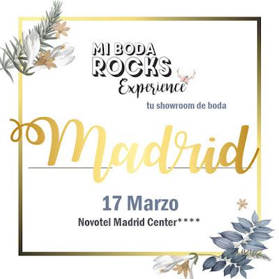 mi boda rocks experience madrid 2019