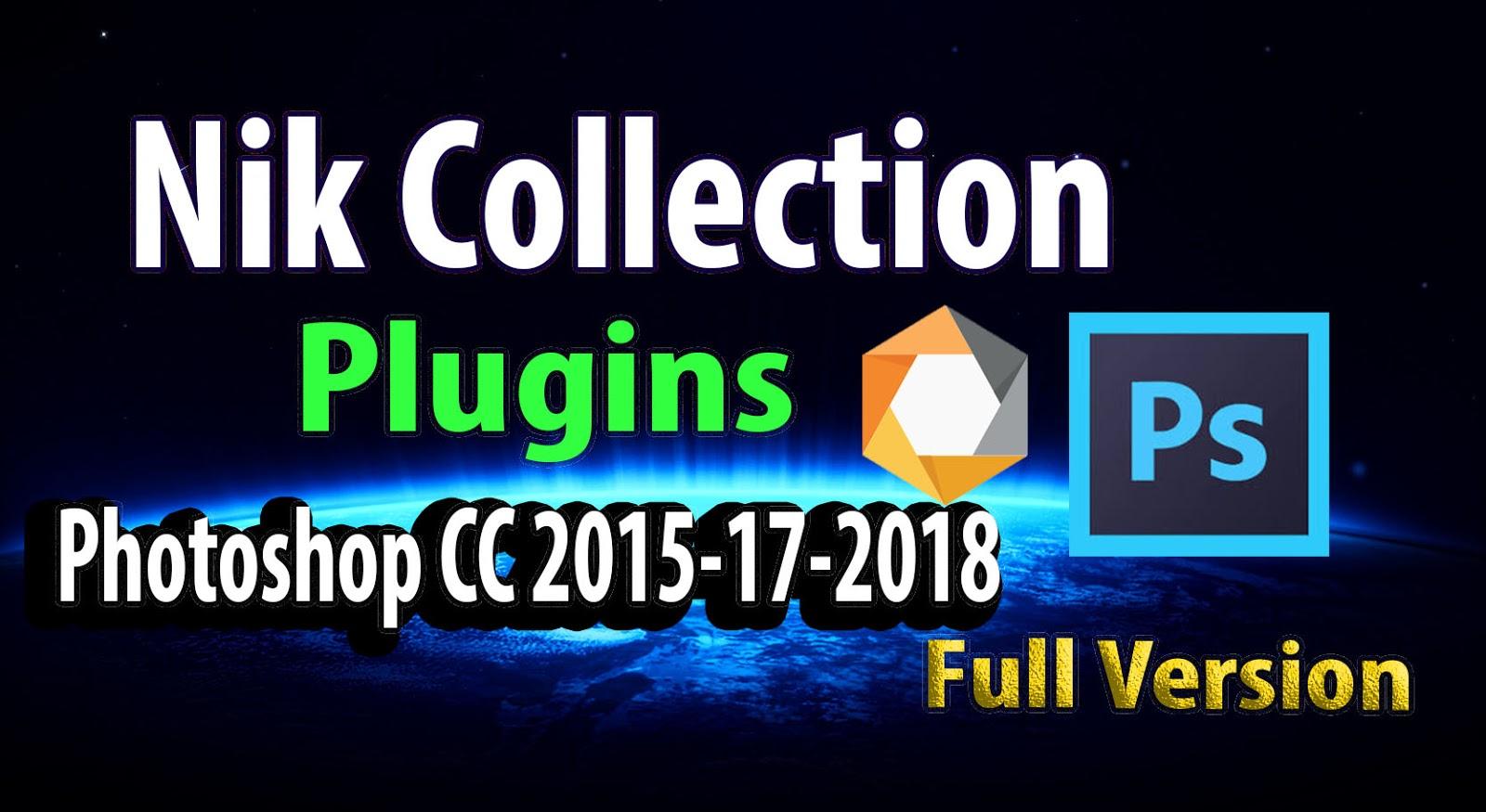 nik collection photoshop cc download