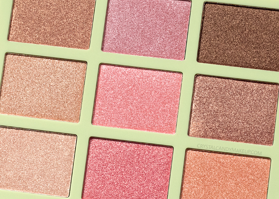 Pixi + Dulce Candy Café con Dulce Sweet Glow Multi-Use Palette Review