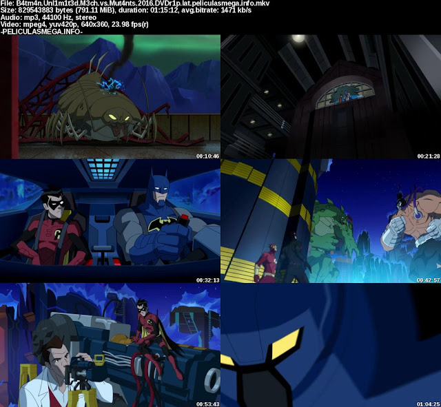 Descargar Batman Unlimited: Mech vs. Mutants Latino por MEGA.