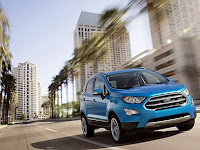 2018 Ford Ecosport Specs