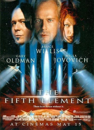 Nguyên Tố Thứ 5 - The Fifth Element (1997)
