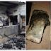 Celular explode e destrói bar no interior da Bahia