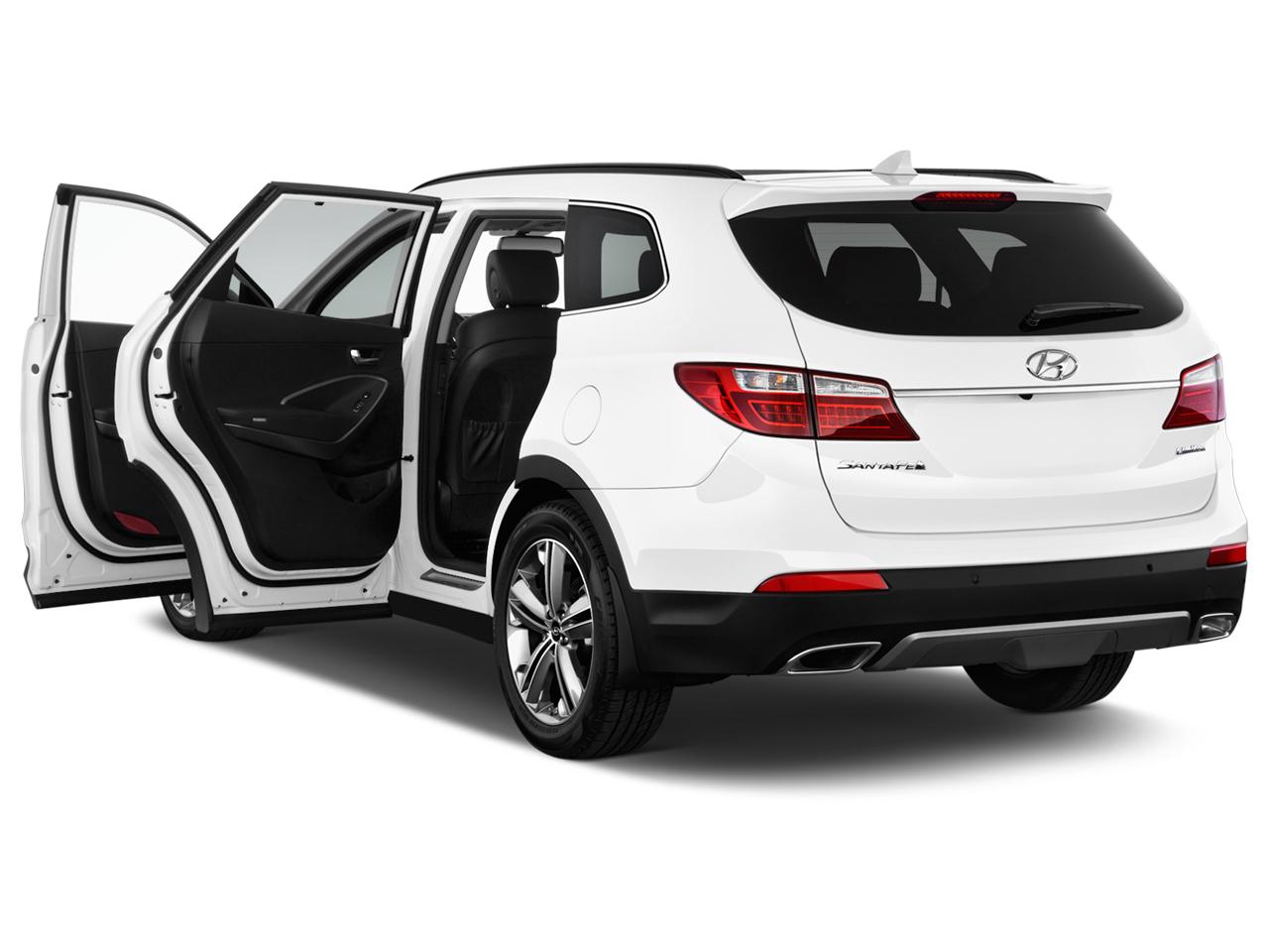 Đánh giá xe Hyundai SantaFe 2016