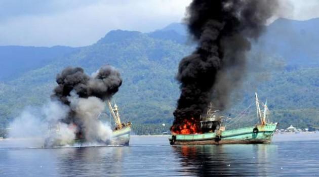 30 Kapal Pencuri Ikan akan Ditenggelamkan