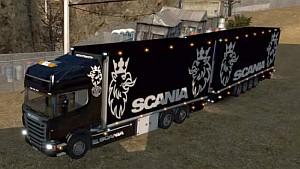 Scania Vabis Tandem