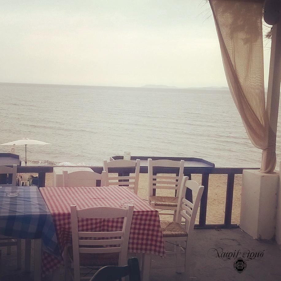 Θέα στο Ιόνιο - Παραλία Παλούκι