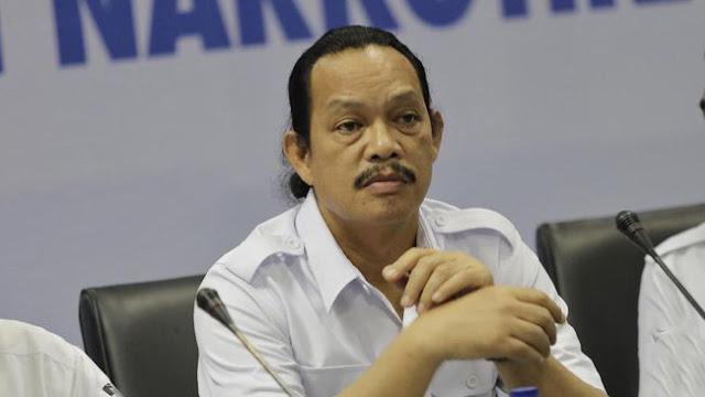 BNN Indonesia Menembak Mati Pengedar Sabu Bagi Anggota DPRD