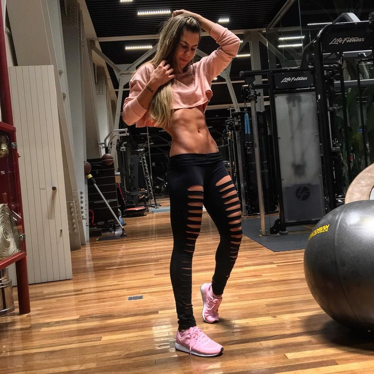 Camila Guper Fitness Model