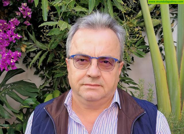 Miguel Ángel Pulido será el candidato de NC al Cabildo Insular de La Palma