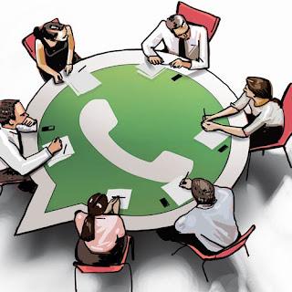[TANPA RIBET] Cara Mematikan Notifikasi Group Whatsapp di Android