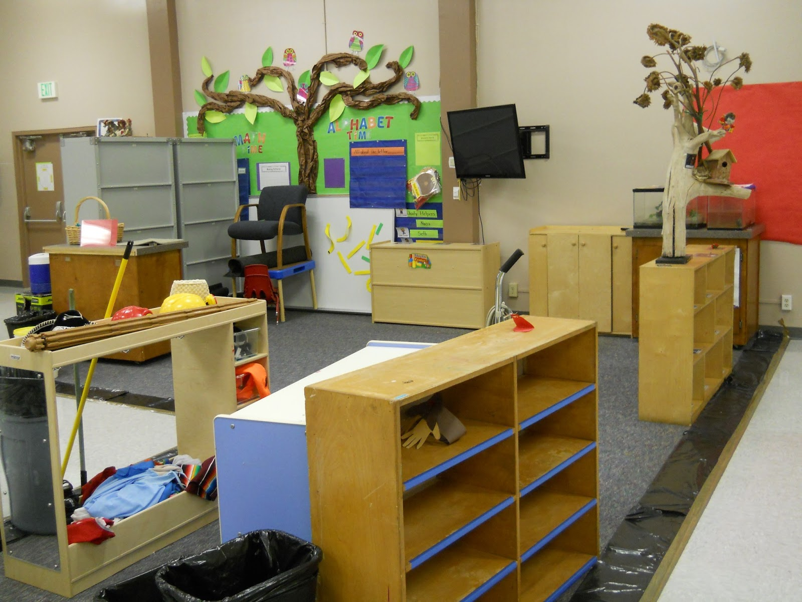 Learning and Teaching With Preschoolers: Classroom Set Up