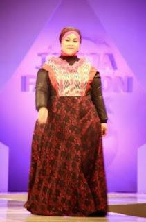 Model Baju Gamis Untuk Orang Gemuk Dan Pendek Desain Terbaru