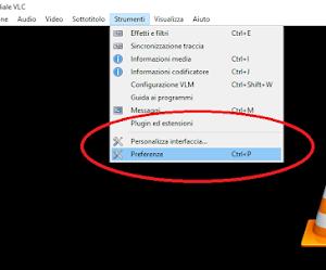Come riprodurre file 264 delle telecamere di sorveglianza con VLC
