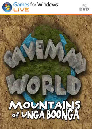 Caveman World: Mountains of Unga Boonga PC Full
