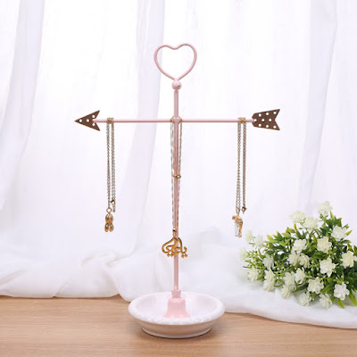 Shop for Metal Arrow Jewelry Display Jewelry Stand Organizer.