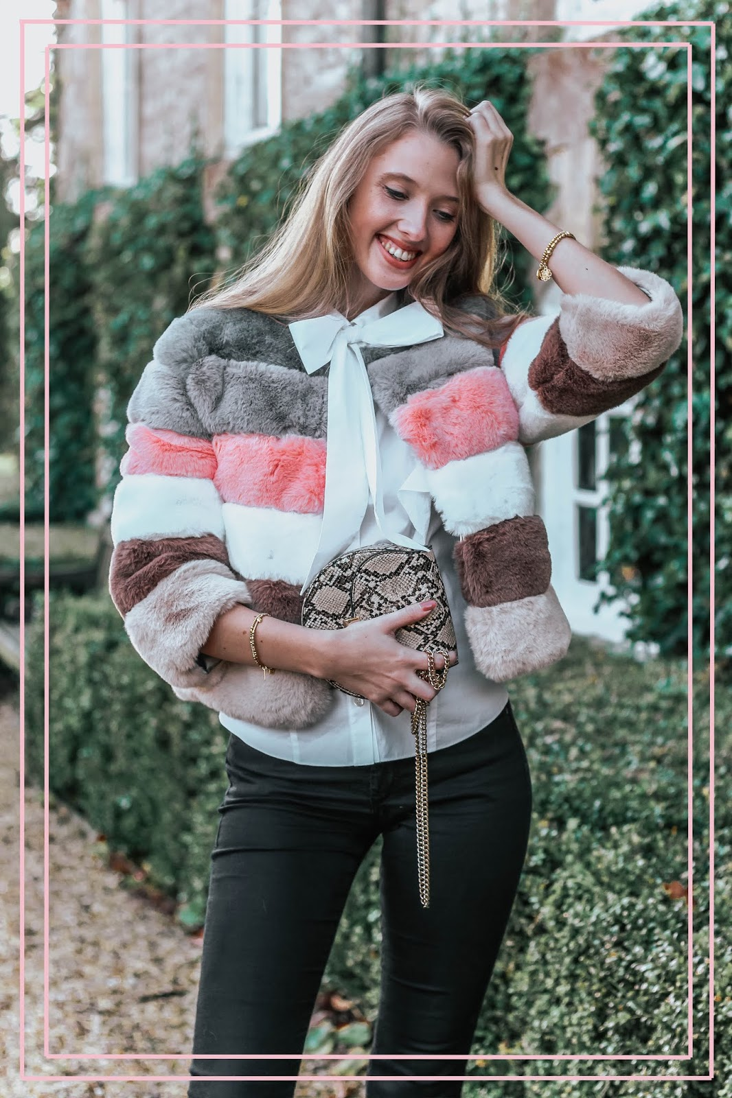 Bandits London Faux Fur Jacket Review