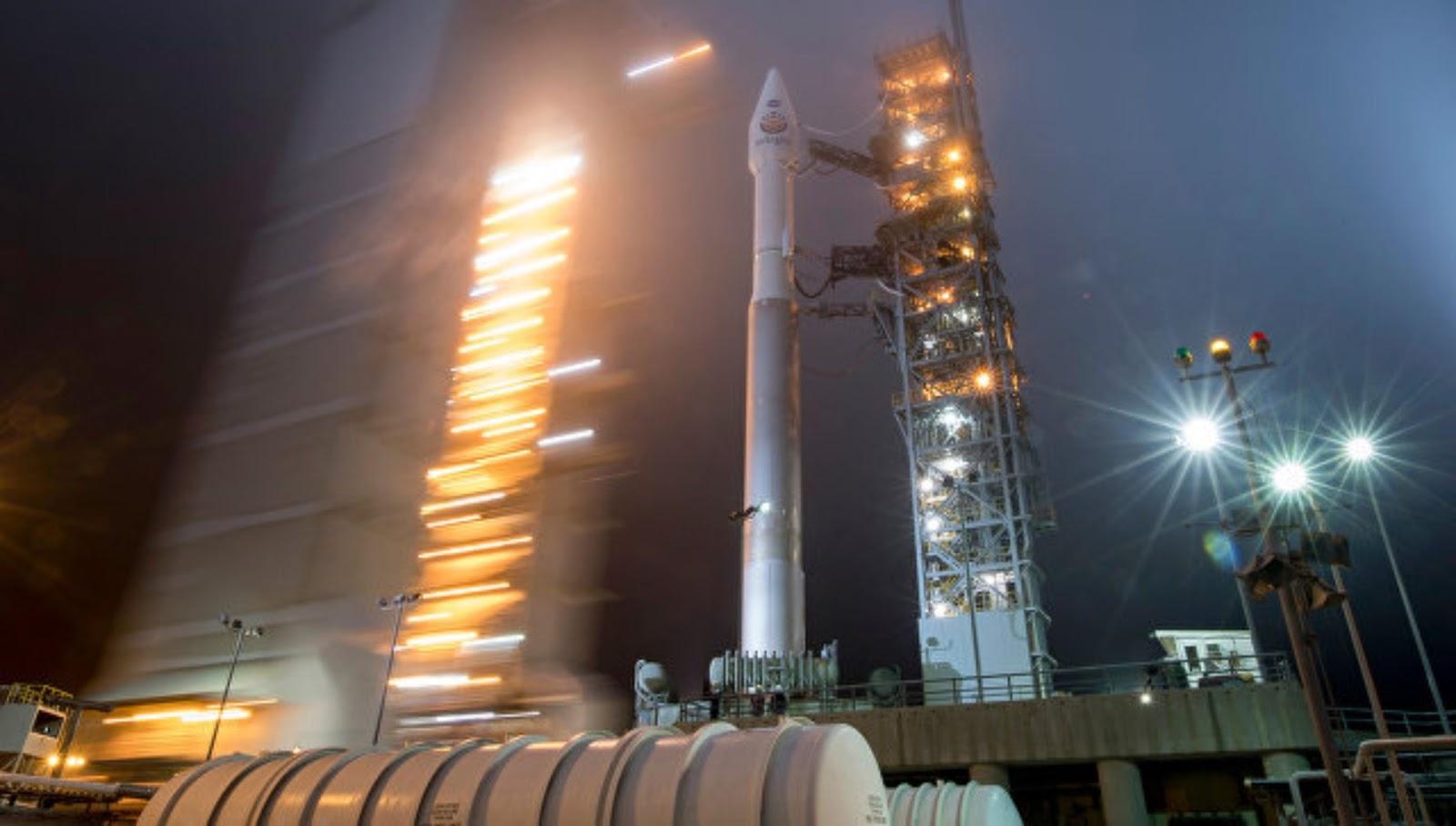 Pakar Amerika menjelaskan bagaimana pasukan ruang angkasa baru akan merugikan AS