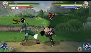 Naruto Ultimate Ninja Heroes 3 Mod Apk