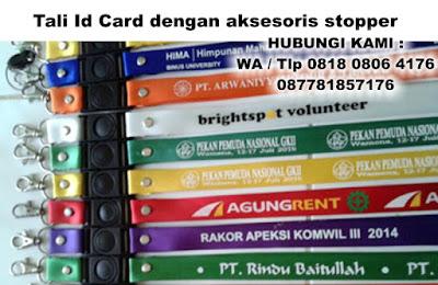tali id card, tali Lanyard murah, tali nametag, TALI KALUNG PROMOSI, Tali Hp
