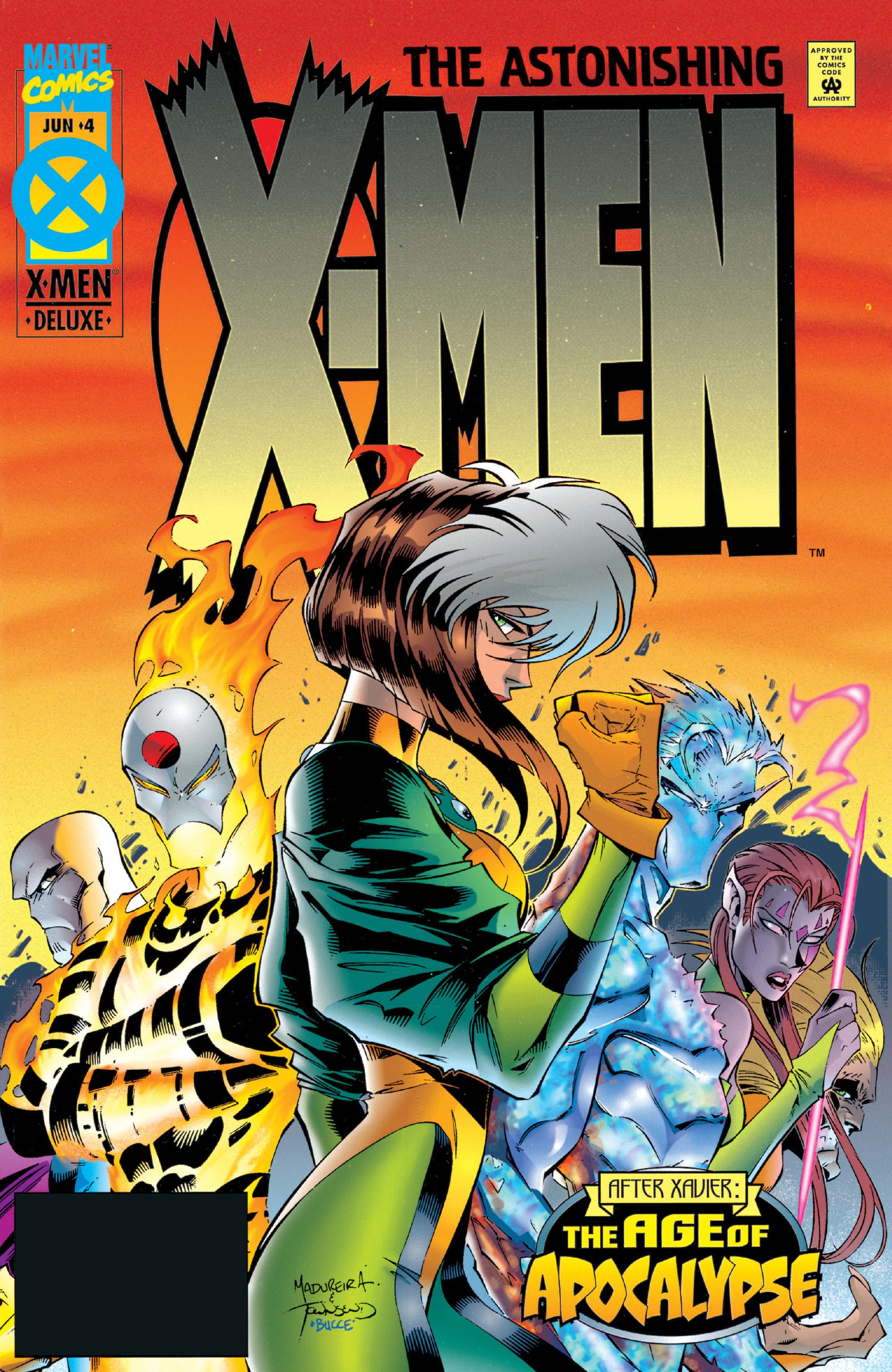 Read online Astonishing X-Men (1995) comic -  Issue #4 - 1