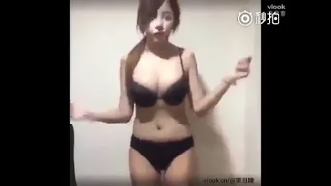 Video: Sexy Asian babe with big boobs dancing [2:59]