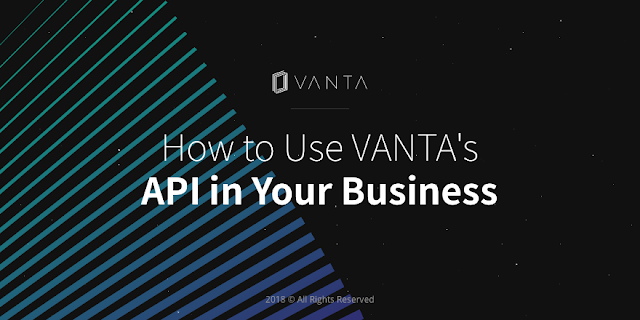 Introduction to API and SDK VANTA Services