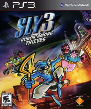 Sly 3 Honor Among Thieves PSN - Download game PS3 PS4 RPCS3