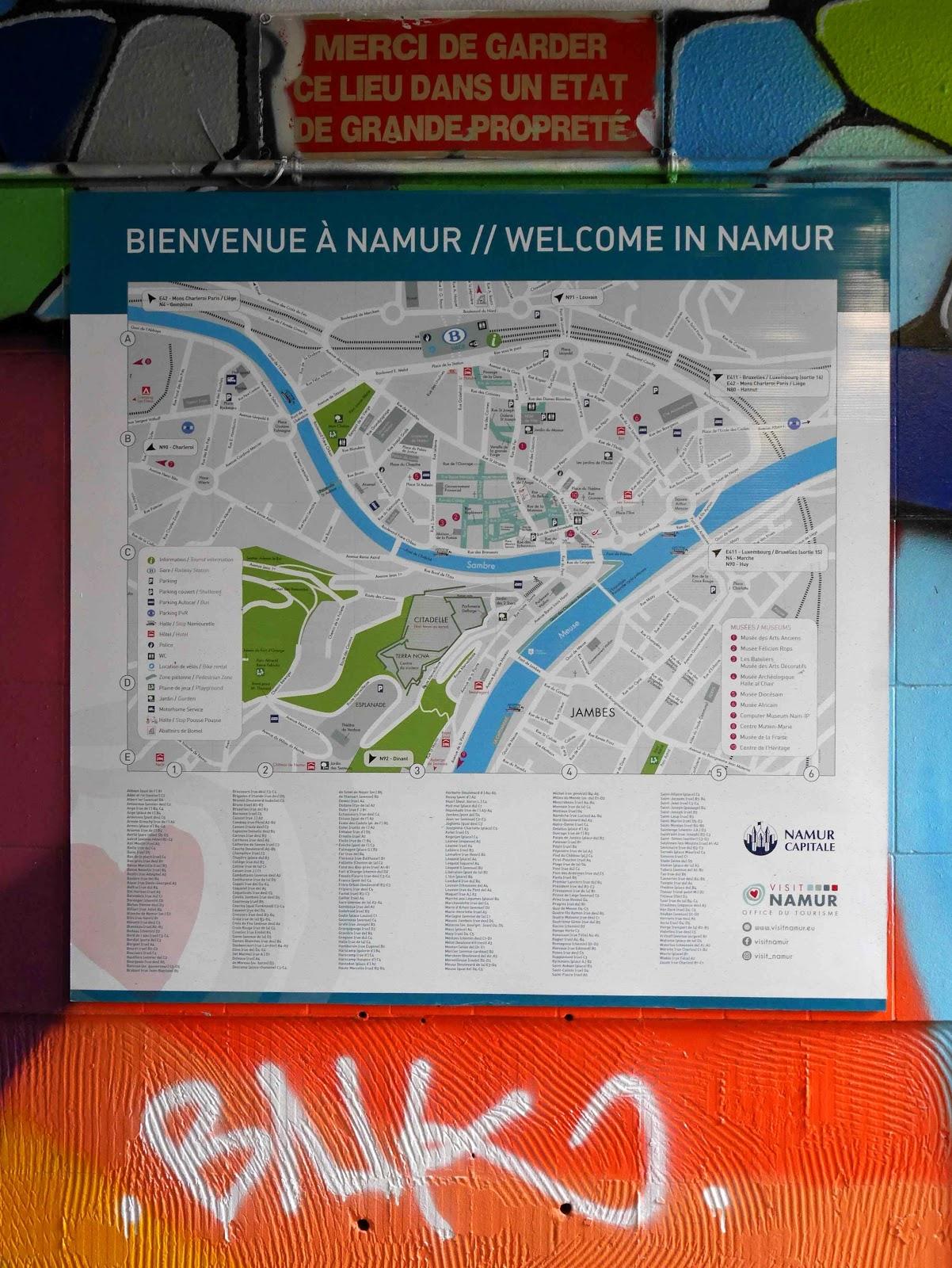 Festival graff Namur