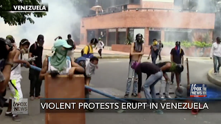 Hollywood Adulation Of Venezuela's Socialist Government Proven Wrong -- Again