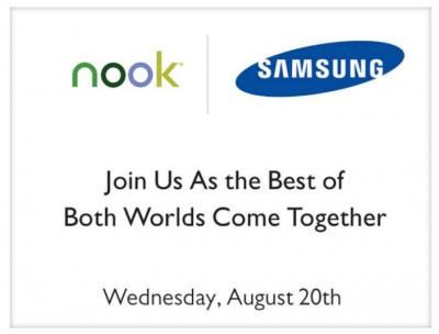 Gandeng Barnes & Noble, Samsung Segera Rilis Galaxy Tab 4 Nook