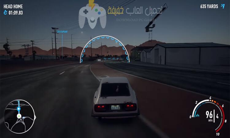 تحميل لعبة Need for Speed Payback  بحجم صغير