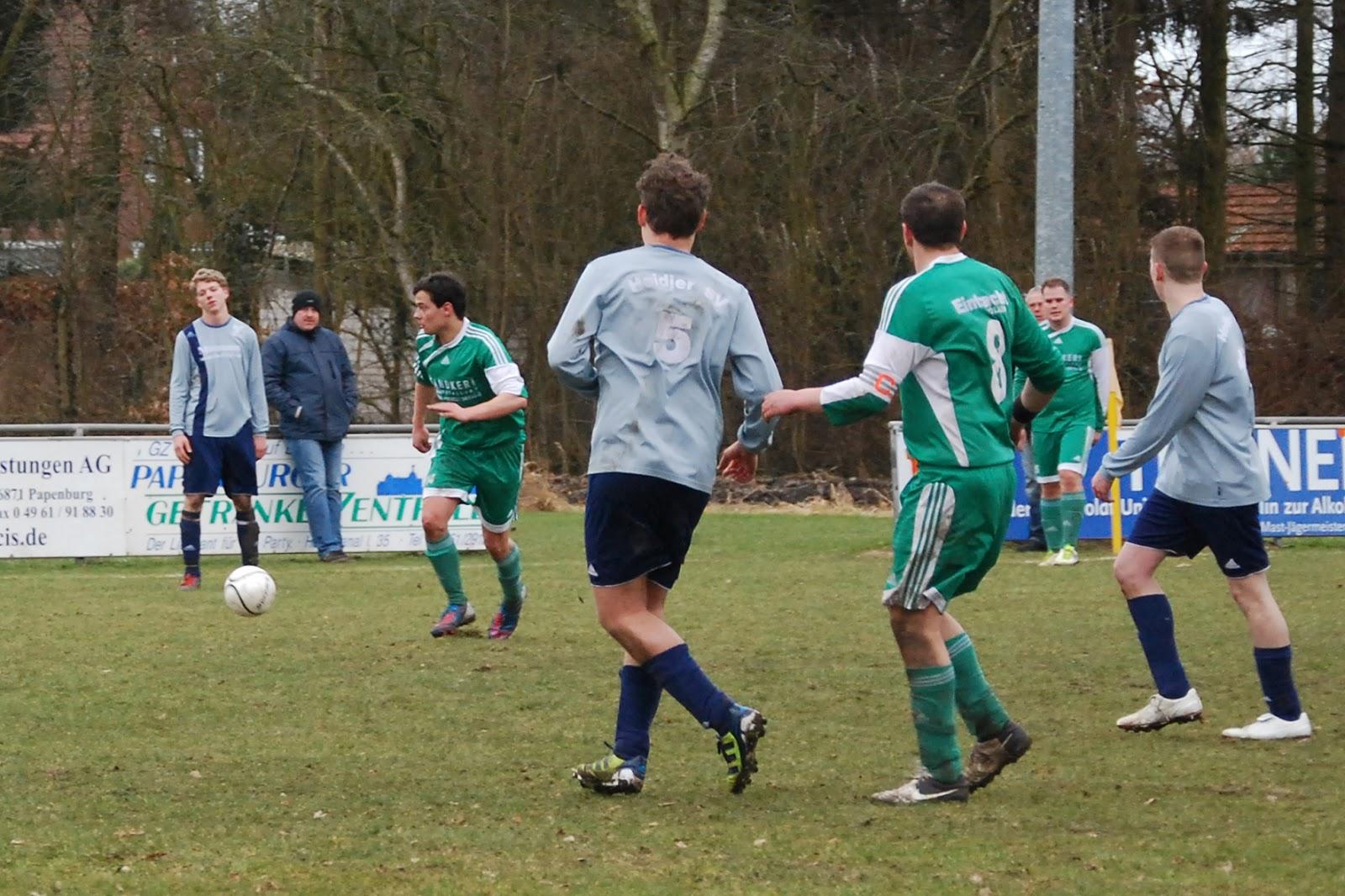 Kanalkicker - Fußball in und um Papenburg: 1  Kreisklasse