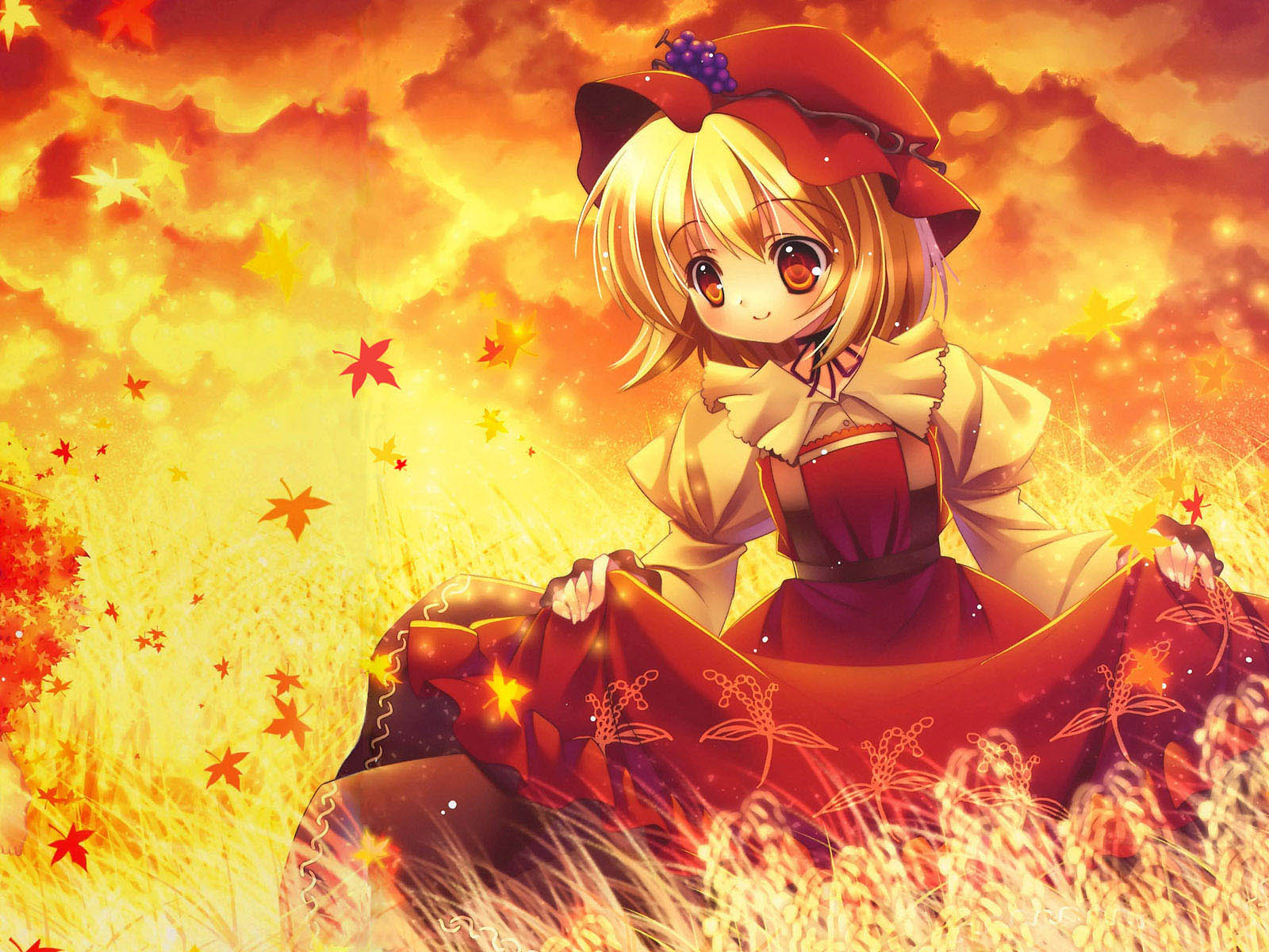 wallpapers: Anime Girl Wallpapers