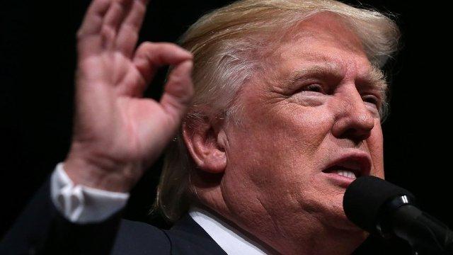 Trump hits back at 'disastrous' Obama