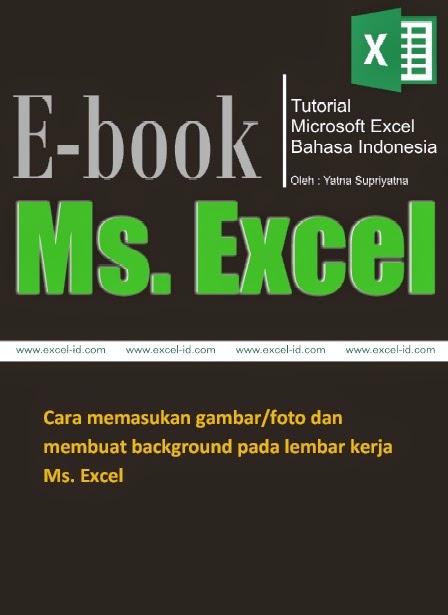 MICROSOFT EXCEL EBOOK EBOOK
